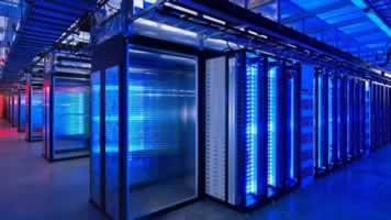 ASIC supercomputer